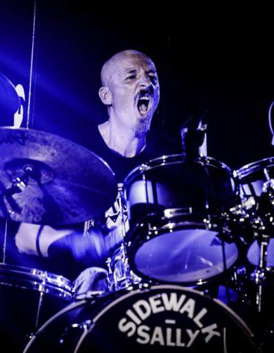 SidewalkSally drums