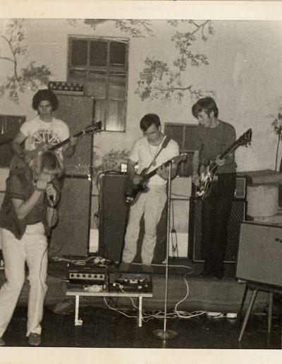 Steve's Blues (at my16th) Nico-Jan Meijnen-Jack Seegers-Eef Mokking-Theo Elshof(?)- keys?..